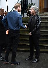 Harry, Duke of Sussex, visits Abbey Road Studios - 27 Feb 2020