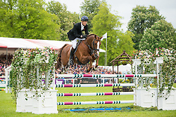 Fox Pitt William, (GBR), Chilli Morning<br /> Cross Country<br /> Mitsubishi Motors Badminton Horse Trials - Badminton 2015<br /> © Hippo Foto - Libby Law<br /> 10/05/15