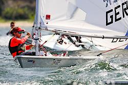 , Travemünder Woche 19. - 28.07.2019, Laser Radial - GER 206483 - Laura PUKROPSKI - Fürstenberger Yachtclub e. V