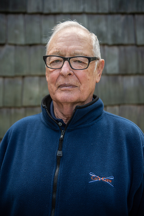 Co Rentmeester is a Dutch Olympic rower. He left the Netherlands for the US where he became a photojournalist and staff photographer at Life Magazine. Later on he worked as a commercial photographer for clients like Marlboro, amongst others. Photographed here at 82 years old, he enjoys coaching young talented rowers in the waters in front of his house on Long Island, NY.
