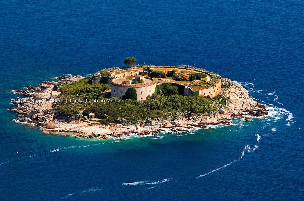 Island off the coast of Dubrovnik, Croatia.
