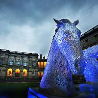 Edinburgh university.Photograph David Cheskin.09.2015