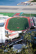 Victoria stadium international soccer venue matches as Gibraltar for inclusion in the 2016 FIFA European championship tournament