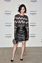 """Liu Shishi attending the party for the new Chanel perfume """"Gabrielle"""", at the Palais de Tokyo in Paris, France, on July 4, 2017. Photo by Alban Wyters/ABACAPRESS.COM"""