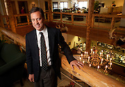 PRICE CHAMBERS / NEWS&GUIDE<br /> Pete Lawton is now the president of Bank of Jackson Hole.