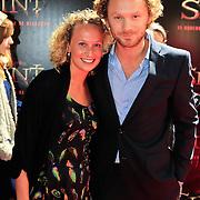 NLD/Amsterdam/20101103- Filmpremiere Sint de film, Sjoerd Dragtsma en ..........