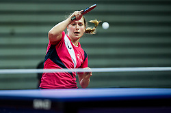 Walloe Sophie Amanda of Denmark plays final match during Day 4 of SPINT 2018 - World Para Table Tennis Championships, on October 20, 2018, in Arena Zlatorog, Celje, Slovenia. Photo by Vid Ponikvar / Sportida