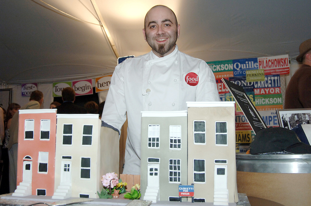 """Founder of  Charm City Cakes """"Duff""""."""