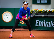 Elina Svitolina of the Ukraine in action against Varvara Grachova of the Russia during the first round at the Roland Garros 2020, Grand Slam tennis tournament, on September 28, 2020 at Roland Garros stadium in Paris, France - Photo Rob Prange / Spain ProSportsImages / DPPI / ProSportsImages / DPPI