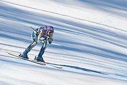 22.01.2011, Tofana, Cortina d Ampezzo, ITA, FIS World Cup Ski Alpin, Lady, Cortina, Abfahrt, im Bild Tina Maze (SLO, #28) // Tina Maze (SLO) during FIS Ski Worldcup ladies Downhill at pista Tofana in Cortina d Ampezzo, Italy on 22/1/2011. EXPA Pictures © 2011, PhotoCredit: EXPA/ J. Groder