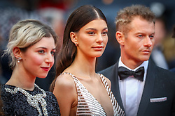 """Camila Morrone attends the screening of """"Les Plus Belles Annees D'Une Vie"""" during the 72nd annual Cannes Film Festival on May 18, 2019 in Cannes, France Photo by Shootpix/ABACAPRESS.COM"""