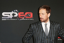 © Licensed to London News Pictures. 15/12/2013, UK. <br /> Bradley Wiggins, BBC Sports Personality Of The Year, Leeds Arena, Yorkshire UK, 15 December 2013. Photo credit : Richard Goldschmidt/Piqtured/LNP