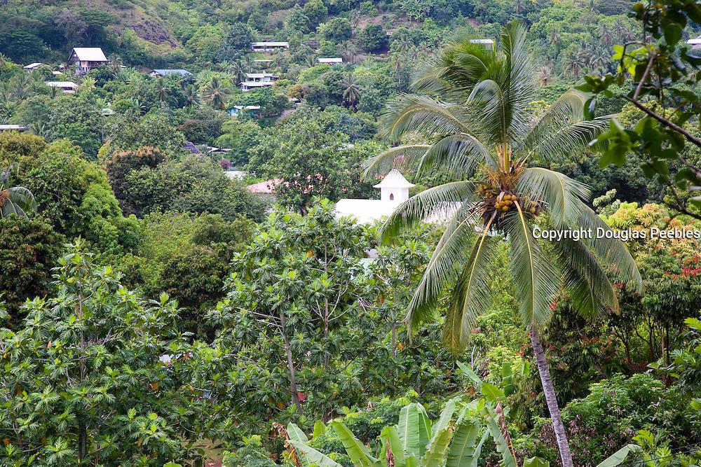 Atuona, Hiva Oa, Marquesa Islands, French Polynesia<br />