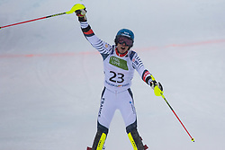Bauchet Arthur of France during Slalom race at 2019 World Para Alpine Skiing Championship, on January 23, 2019 in Kranjska Gora, Slovenia. Photo by Matic Ritonja / Sportida