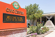 El Monte Civic Center Monument