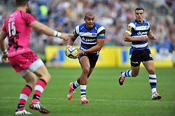Jonathan Joseph of Bath Rugby - Photo mandatory by-line: Patrick Khachfe/JMP - Mobile: 07966 386802 13/09/2014 - SPORT - RUGBY UNION - Bath - The Recreation Ground - Bath Rugby v London Welsh - Aviva Premiership