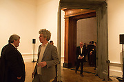 PIERS GOUGH, Sensing Spaces, Architecture Reimagined. Royal Academy. Piccadilly. 21 January 2014