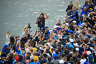 Jon Rahm (Team Europe) after the sunday singles at the Ryder Cup, Le Golf National, Paris, France. 30/09/2018.<br /> Picture Phil Inglis / Golffile.ie<br /> <br /> All photo usage must carry mandatory copyright credit (© Golffile | Phil Inglis)