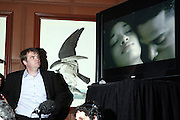 Atmosphere at the Maxwell Press conference announcing his first new album in eight years, ' BLACKsummers'night,'  held at The Sony Club on April 28, 2009 in New York City