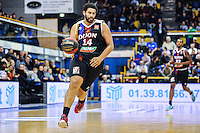 Ferdinand Prenom - 23.01.2015 - Paris Levallois / Dijon - 18eme journee de Pro A<br /> Photo : Anthony Dibon / Icon Sport