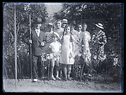 family portrait France 1934