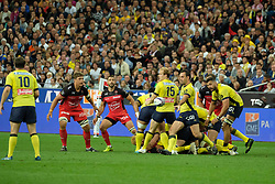 June 5, 2017 - Saint Denis, Seine Saint Denis, France - MORGAN PARRA player of the ASM Clermont-Auvergne, during the final of the French Rugby Championship Top 14 against Rugby Club Toulonnais at the Stade de France - St Denis France.ASM Clermont beat RC Toulon 22-16 (Credit Image: © Pierre Stevenin via ZUMA Wire)