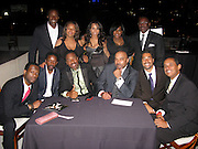 **EXCLUSIVE**.JP, Jessie, Claudine Oriol, Sabrina Boasman, Mr. Wilson Jeudi, Mayor of the City of Delmas, Haiti, Pars Michel, Jean Claude, Jeffery Dread, Joel Rousseau, Randall Toussaint and Gilbert Hippolyte..African First Ladies Health Summit Welcome Reception..US Doctors For AFRICA..WP Restaurant..Pacific Design Center..West Hollywood, CA, USA..Monday, April 20, 2009..Photo By Celebrityvibe.com.To license this image please call (212) 410 5354; or Email: celebrityvibe@gmail.com ; .website: www.celebrityvibe.com.