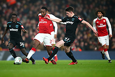 Arsenal v West Ham - 19 Dec 2017