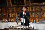 CHRISTOPHER RODGRIGUES CHAIR BOARD ALMEIDA, The Almeida Theatre  celebrates Mike Attenborough's 11 brilliant years as Artistic Director. Middle Temple Hall,<br /> Middle Temple Lane, London, EC4Y 9AT