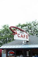 Otis Cafe. Otis, Oregon.