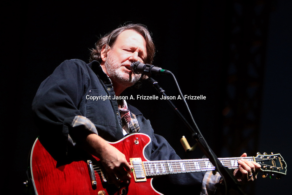 John Bell of Widespread Panic performs with the band during the North Carolina Azalea Festival Friday April 11, 2014 in Wilmington, N.C. (Jason A. Frizzelle)