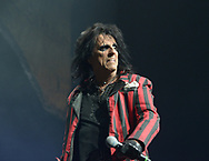 ALICE COOPER at Gibson Amphitheater in Los Angeles, California