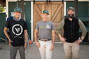 Inlakesh Amor, Phil McGrath, and Mike Roberts