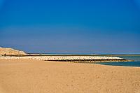 Al Wakrah souk beach landmark of Qatar