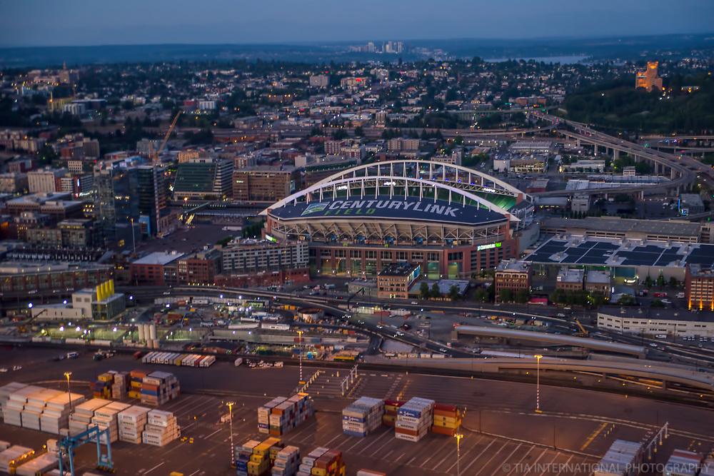 CenturyLink Field, Home of the Seattle Seahawks