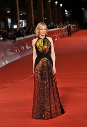Red Carpet of the film The House with a clock in its walls, Cate Blanchett. 19 Oct 2018 Pictured: Red Carpet of the film The House with a clock in its walls Cate Blanchett. Photo credit: Pongo / MEGA TheMegaAgency.com +1 888 505 6342