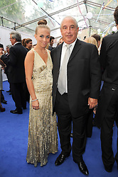 CHLOE GREEN and SIR PHILIP GREEN at the Glamour Women Of The Year Awards held in Berkeley Square, London on 8th June 2010.