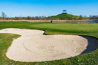 VIJFHUIZEN - Haarlemmermeersche Golf Club  Lynden hole 7. COPYRIGHT KOEN SUYK