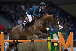Duguet Romain, (SUI), Twentytwo Des Biches<br /> Credit Suisse Geneva Classic<br /> CHI de Genève 2016<br /> © Hippo Foto - Dirk Caremans<br /> 11/12/2016