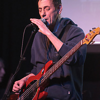 Jez Kerr performing live at the press launch for the Thirty One album raising money for CALM and awareness of the number one killer of young men in the UK - Suicide