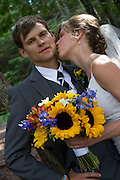 Erin and Sean Northshore Wedding. Erin and Sean were married at the Mountain Chalet at Lutsen Mountain near Grand Marais Mn.