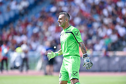 September 16, 2018 - Stefano Sorrentino of Chievo Verona during the Serie A match between Roma and Chievo Verona at Stadio Olimpico, Rome, Italy on 16 September 2018. Photo by Giuseppe Maffia. (Credit Image: © AFP7 via ZUMA Wire)