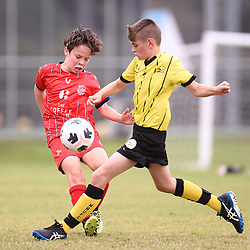 1st May 2021 - Olympic FC SAP Under 11 Mini Matches