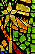 Stained glass depicting the revelation of Jesus Christ to the wise men (Matthew 2) on Tuesday, Aug. 24, 2021, at Grace Lutheran Church, Summerville, S.C. LCMS Communications/Erik M. Lunsford