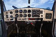 Cockpit of Murphy Rebel