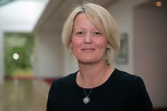 Executive Alison Rose at RBS' AGM, Edinburgh, 25 April 2019