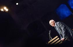 28.07.2016, Festspielhaus, Salzburg, AUT, Salzburger Festspiele, Eroeffnungsakt, im Bild Festredner Kulturphilosoph Konrad Paul Liessmann // Cultural philosopher Konrad Paul Liessmann during the Opening Ceremony of the Salzburg Festival, it takes place from 22 July to 31 August 2016, at the Festspielhaus in Salzburg, Austria on 2016/07/28. EXPA Pictures © 2016, PhotoCredit: EXPA/ JFK