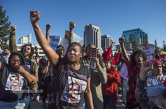 Black Lives Matter Protest - 22 March 2018