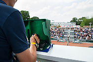 Ambiance during the Roland Garros French Tennis Open 2018, Preview, on May 21 to 26, 2018, at the Roland Garros Stadium in Paris, France - Photo Pierre Charlier / ProSportsImages / DPPI