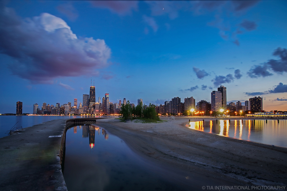 Chicago Skyline & North Shore